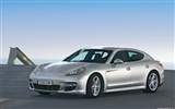 Porsche Panamera Turbo - 2009 HD tapetu #31