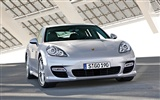 Porsche Panamera Turbo - 2009 HD tapetu #35