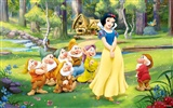 Princess Disney cartoon wallpaper (4)