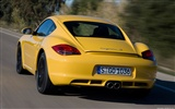 Porsche Cayman S - 2009 HD wallpaper #19
