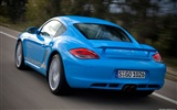 Porsche Cayman S - 2009 HD wallpaper #23