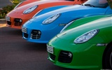 Porsche Cayman S - 2009 HD wallpaper #25