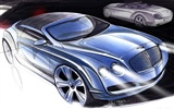 Bentley Continental GTC - 2006 HD wallpaper #26