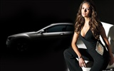 Cars and Girls wallpapers (1) #8