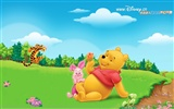 Walt Disney cartoon Winnie the Pooh wallpaper (1)