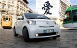 Toyota iQ - 2009 HD wallpaper (1)