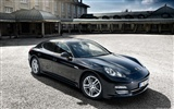 Porsche Panamera 4 bis 2010 HD Wallpaper