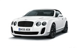 Bentley Continental Supersports Convertible - 2010 HD обои #47