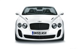Bentley Continental Supersports Convertible - 2010 HD обои #52