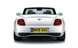 Bentley Continental Supersports Convertible - 2010 HD обои #54