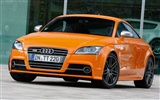 Audi TTS Coupe - 2010 HD обои