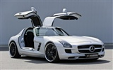 Hamann Mercedes-Benz SLS AMG - 2010 HD tapetu