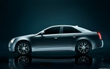 Cadillac CTS Sport Wagon - 2011 HD Wallpaper