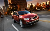 Jeep Compass - 2011 fonds d'écran HD