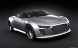 Concept Car Audi e-tron Spyder - 2010 HD Wallpaper