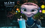 Mars Needs Moms fonds d'écran #3