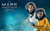 Mars Needs Moms fonds d'écran #4