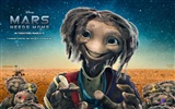 Mars Needs Moms fonds d'écran #5