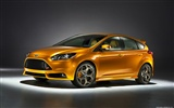 Ford Focus ST - 2011 HD обои