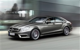 Mercedes-Benz CLS63 AMG - 2010 HD обои