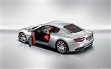 Maserati GranTurismo - 2007 HD wallpaper #40