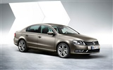 Volkswagen Passat - 2010 HD Wallpaper