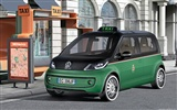 Volkswagen Concept Car Milano Taxi - 2010 HD tapety na plochu