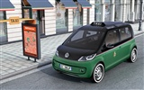 Volkswagen Concept Car Milano Taxi - 2010 HD tapety na plochu #2