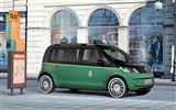 Volkswagen Concept Car Milano Taxi - 2010 HD tapety na plochu #3
