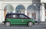 Volkswagen Concept Car Milano Taxi - 2010 HD tapety na plochu #6