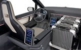 Volkswagen Concept Car Milano Taxi - 2010 HD tapety na plochu #11