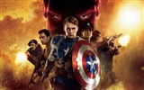 Captain America: The First Avenger 美国队长 高清壁纸