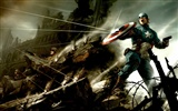 Captain America: The First Avenger 美国队长 高清壁纸22