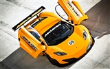 McLaren MP4-12C GT3 - 2011 HD Wallpaper