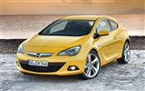Opel Astra GTC - 2011 HD wallpapers