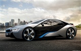 BMW i8 koncept - 2011 HD wallpapers