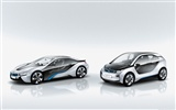 BMW i8 Concept - 2011 HD wallpapers #28