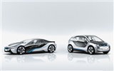 BMW i8 Concept - 2011 HD wallpapers #29