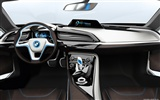 BMW i8 Concept - 2011 HD wallpapers #33
