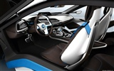 BMW i8 Concept - 2011 HD wallpapers #37