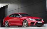 Mercedes-Benz C63 AMG Black Series Coupe - 2011 HD wallpapers #7