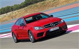 Mercedes-Benz C63 AMG Black Series Coupe - 2011 HD wallpapers #15