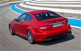 Mercedes-Benz C63 AMG Black Series Coupe - 2011 HD wallpapers #17