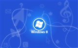 Windows 8 Тема обои (2) #6