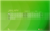 Januar 2012 Kalender Wallpapers #14