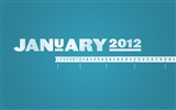 Januar 2012 Kalender Wallpapers #19