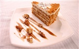 Delicate and delicious desserts breakfast wallpapers #18