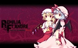 Touhou Project cartoon HD wallpapers #8