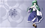 Touhou Project cartoon HD wallpapers #11