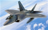 Military fighter HD widescreen wallpapers #8